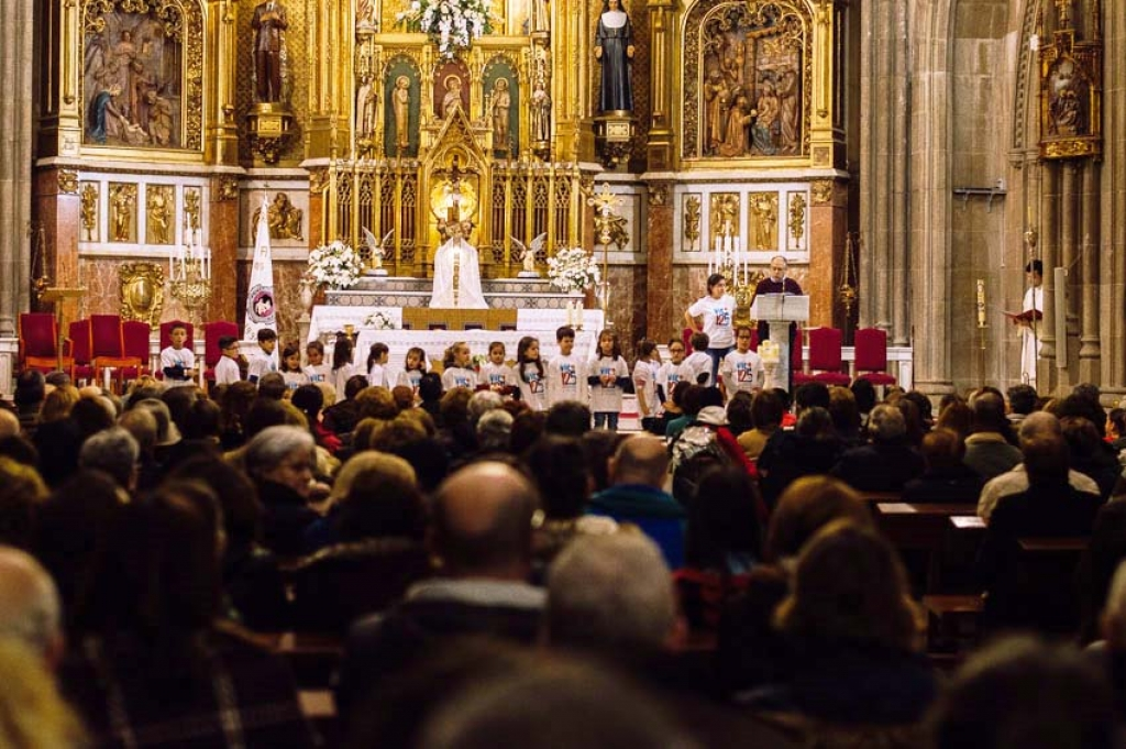 Spain - Opening of 125th anniversary celebrations of Salesian presence in Vigo
