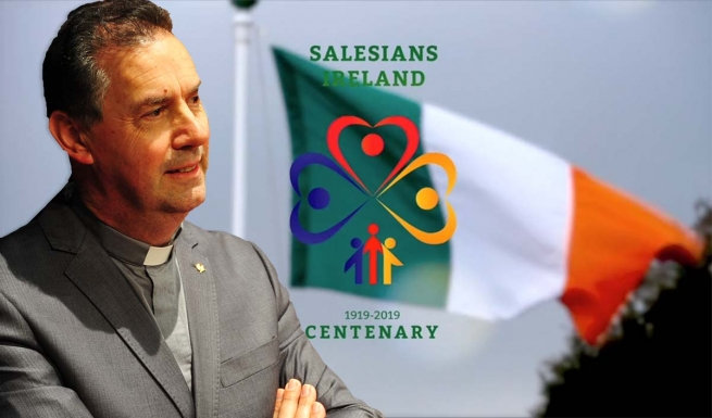 RMG – Salesians of Ireland celebrate 100 years with illustrious guest: the Rector Major