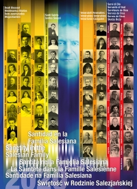 RMG – The Poster of 2020 Salesian Family Holiness