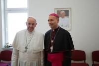 Vaticano - Elevazione alla dignità episcopale del Prefetto Apostolico dell'Azerbaigian, mons. Vladimír Fekete, SDB