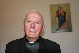 Slovakia – Death of Fr Ernest Macák, former Provincial who pretended to be insane during the communist regime