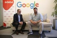 Spagna – Edebé e Google alleati per il miglioramento dell'educazione con l'Intelligenza Artificiale e i Big Data