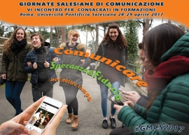 Italy - Salesian Communication Days: being formed to Communicate Hope and Trust in Our Time
