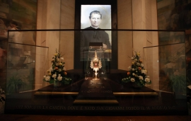 "Italy - Don Bosco's relic, Fr Attard: ""It is not spiritualism, but a projection towards the sacred"""