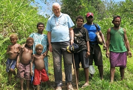 "Papua New Guinea - Msgr. Panfilo's thoughts on ""Spirituality of Playground"""