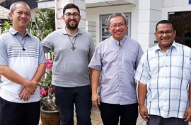 Malaysia - A welcoming Catholic community for the Salesians in Kuching
