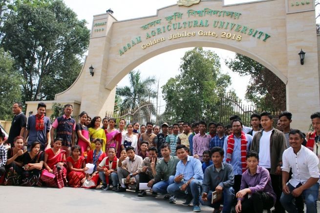 India – Mising indigenous youths receive comprehensive formation