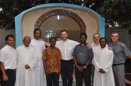 Liberia – The Rector Major Concludes his visit to Liberia