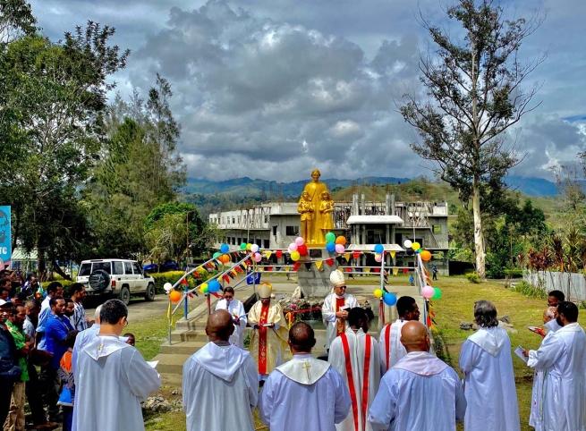 Papua Nuova Guinea – 25 anni di presenza salesiana a Kumgi