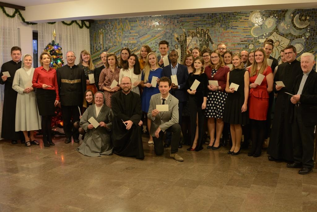 "Poland - Christmas meeting of ""Don Bosco International Volunteers"""