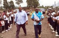 D.R. Congo - Extraordinary visitation of Fr Américo Chaquisse