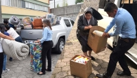 Guatemala - Death and destruction after volcano eruption: Salesian Family alongside victims