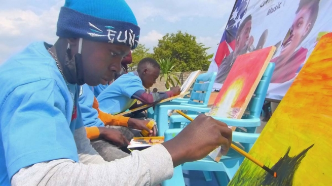 Zambie – « Amplifier les Arts : » un projet pour former les jeunes à travers l'art