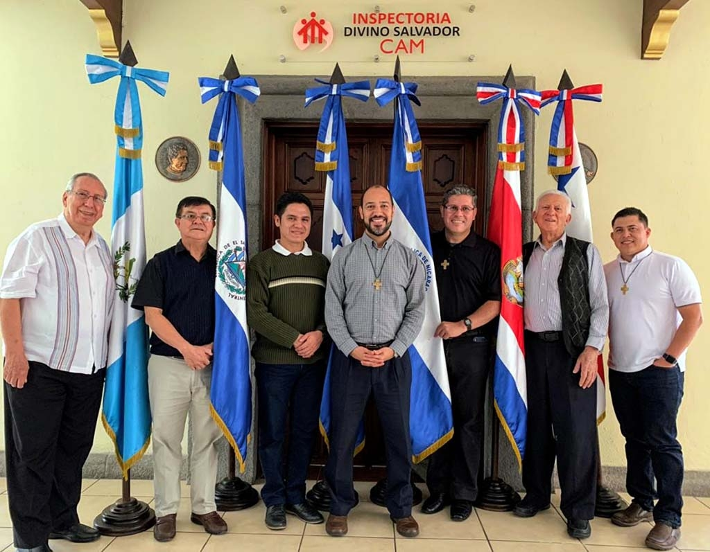 Guatemala - Meeting of National Delegates of Salesian Family