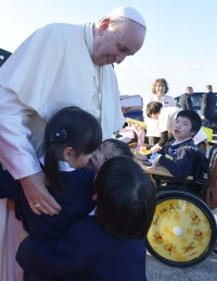 """Japan – """"Protect All Life"""". A sharing on the Pope's Pastoral Visit"""