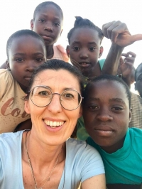 Zambia – Ola, a young Polish volunteer, and her first encounter with Africa