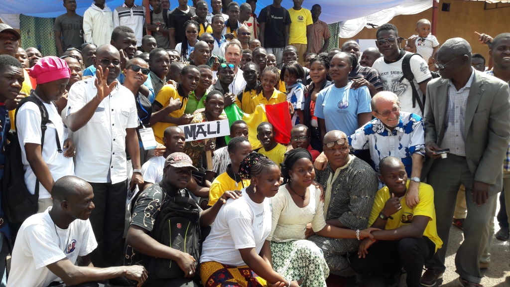 Mali – Rector Major's Animation Visit in Francophone West Africa has begun