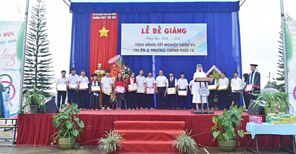 Vietnam - Graduation Ceremony