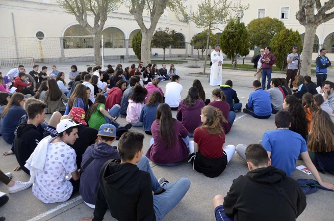 Spain - Approx 2,000 young people to participate in Easter meetings organized by Salesians