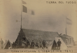 Argentina - The first Salesian missionaries in Tierra del Fuego