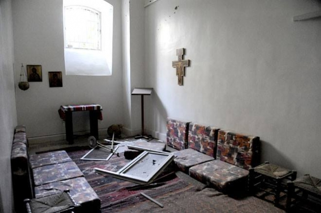 Syria - The bombings stop the activities of Salesian oratory in Damascus
