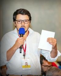 """Uruguay – Juan Pablo Reyes, joven en el CG28: """"Los jóvenes no se van a plantear una vida salesiana si ven que la función es solo gestionar"""""""