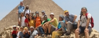Egypt – Volunteer experience of young people in Central Italy