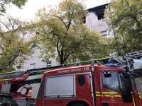 "Germany – Fire in Munich's ""Salesianum"""