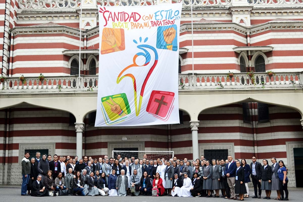 Colombia - 2nd Meeting of Salesian Family Presidents