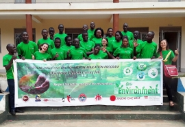 Uganda – Laboratori del Don Bosco Green Club