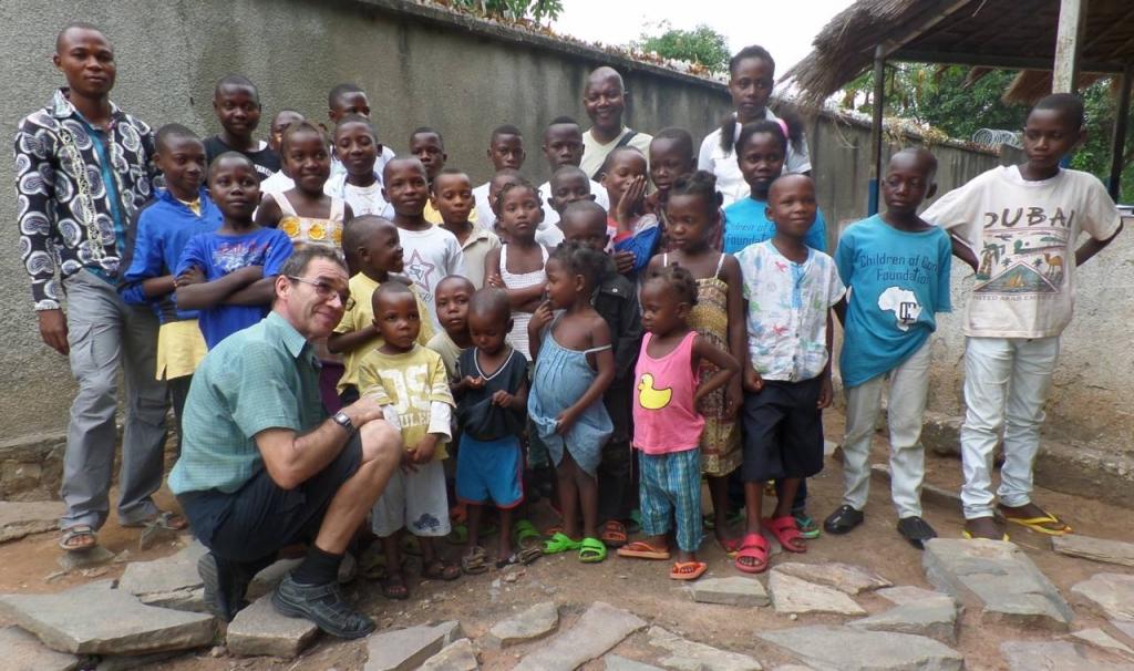 Democratic Republic of Congo - Save the