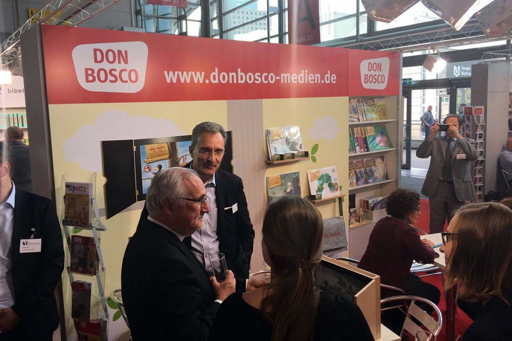 Germany - Don Bosco-Medien at Frankfurt Book Fair