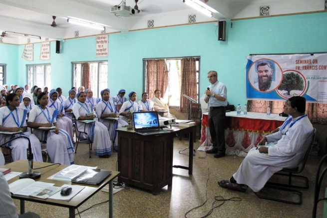 India - Promotion of Salesian causes: Fr Cameroni's journey