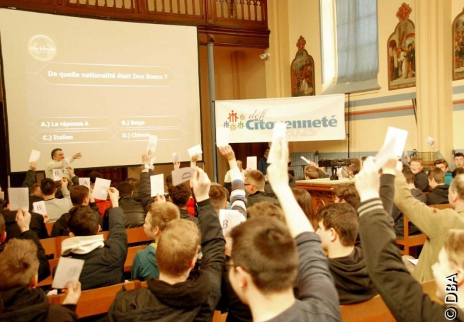 "Belgio – ""Missione Don Bosco"" all'Istituto di Tournai"