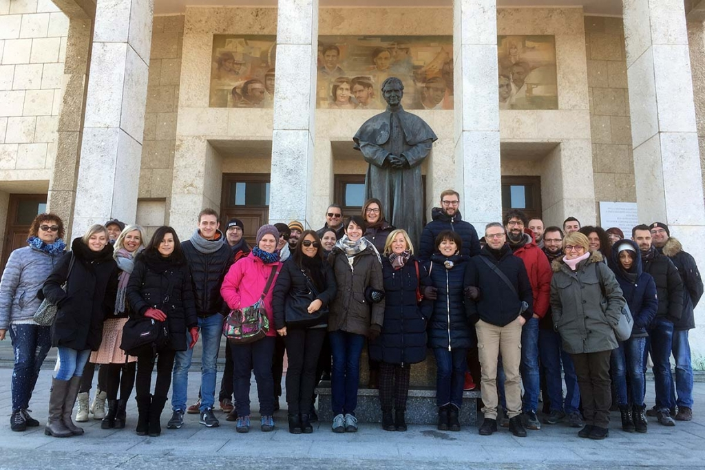 Italy - Salesian formation days for school and vocational school teachers