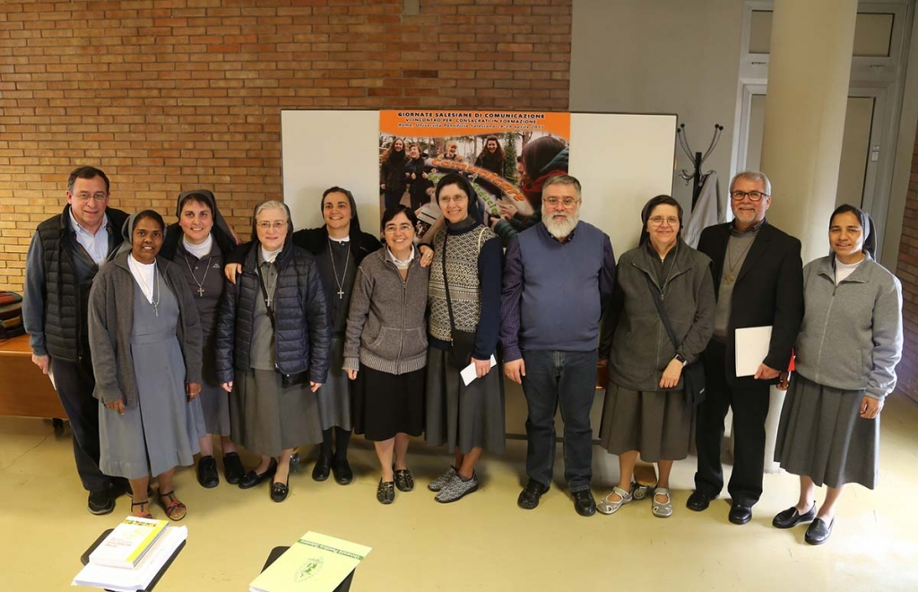 Italy - Sixth Salesian Communication Days