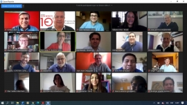 RMG - Online meeting of the Salesian publishers of America
