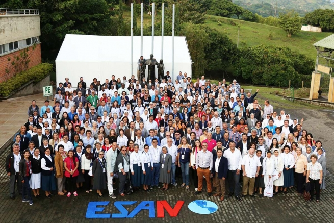 Colombia - ESA IV: with young people, a sign of hope and a proposal for the future