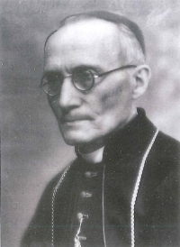 Italy - Rosignano Monferrato and Mons. Ernesto Coppo, apostle of the three worlds