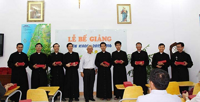 Vietnam – Closure of the Academic Year at the Blessed Philip Rinaldi theological institute