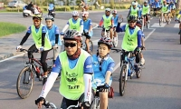 Thailand – Cycling with the Blind