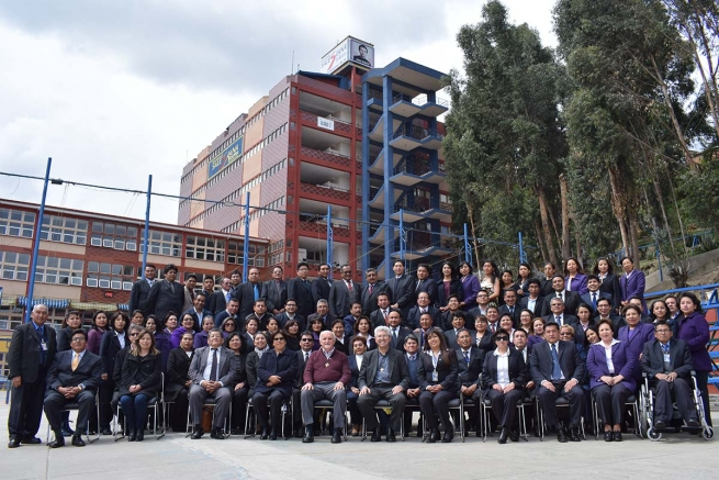 "Bolivia - ""University of the banlieues"": 20 years of Salesian presence in higher education"