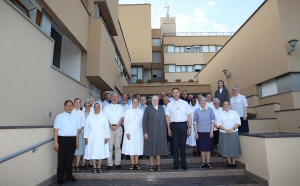 Italy - Fraternity and gratitude: FMA and SDB General Councils meet