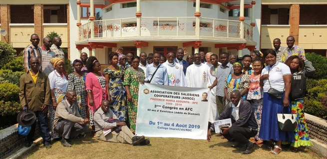 Democratic Republic of the Congo - 1959-2019: 60 years of Salesian Cooperators in Lubumbashi
