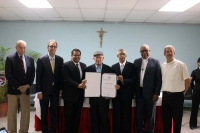 Dominican Republic - Philosophy Association and Salesians praise work of Fr Jesus Hernández, SDB