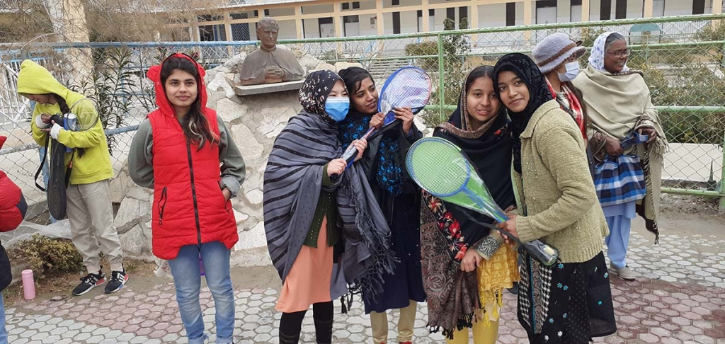 Pakistan - Salesians organize first sports event for girls