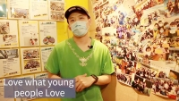 """Hong Kong – """"Youth Outreach"""": loving what young people love"""