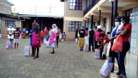 Kenya - Daughters of Mary Help of Christians support families affected by COVID-19