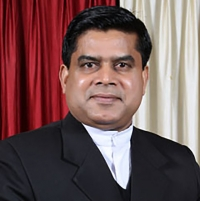 RMG – Fr Maniparamben appointed as Provincial of India-New Delhi Province