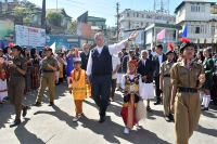 "India – Rector Major to INS Province: ""Continue to be beacon of hope for the youth"""